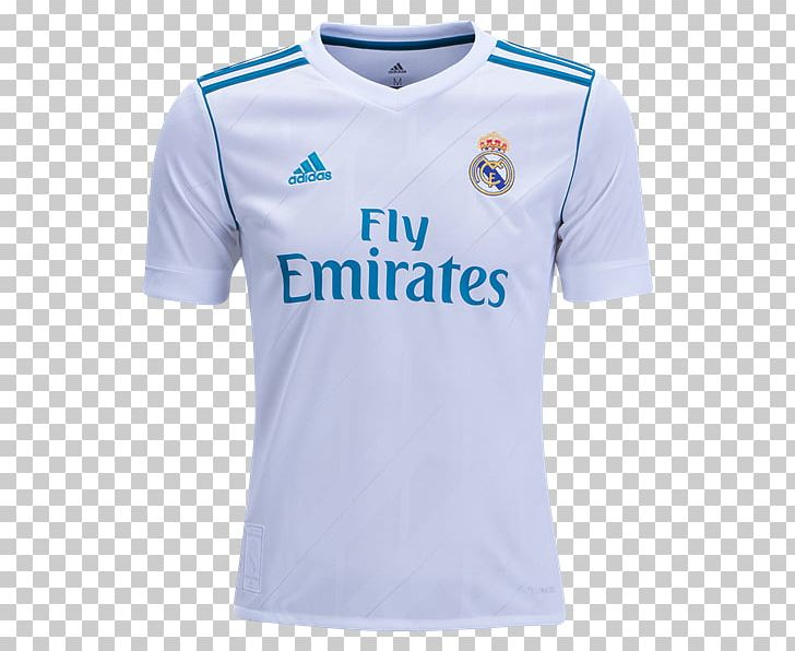 competitive price b99ea c5033 Real Madrid C.F. UEFA Champions League T-shirt Jersey Kit ...