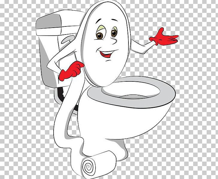 Toilet Drawing Bowl Png Clipart Bathroom Business Man Cartoon Encapsulated Postscript Face Free Png Download