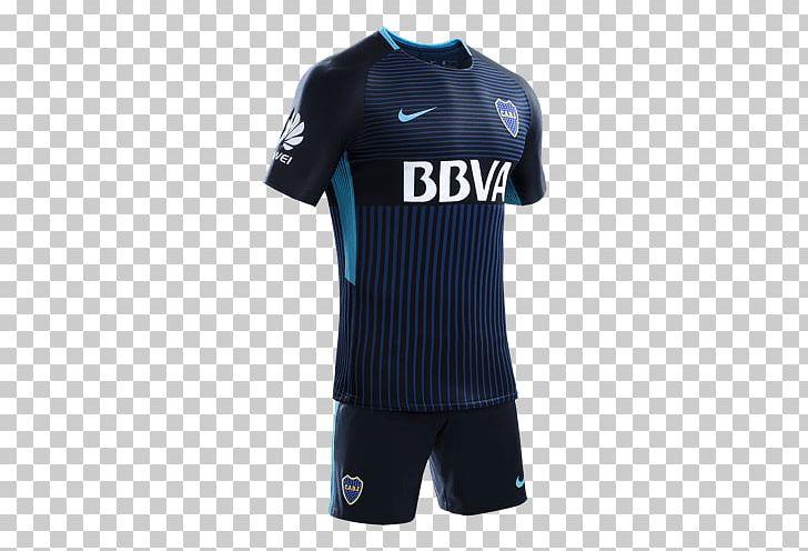 newest collection e994d 8a502 Boca Juniors T-shirt 2017–18 Argentine Primera División 2018 ...