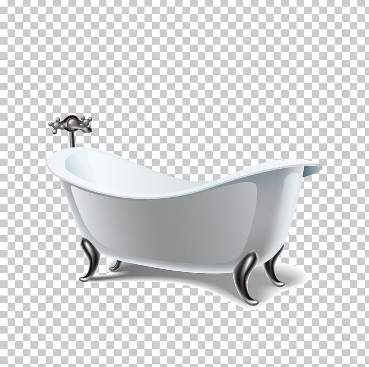 Bathroom Bathtub Euclidean PNG, Clipart, Angle, Bathe, Bathroom, Bathroom Sink, Bathtub Free PNG Download