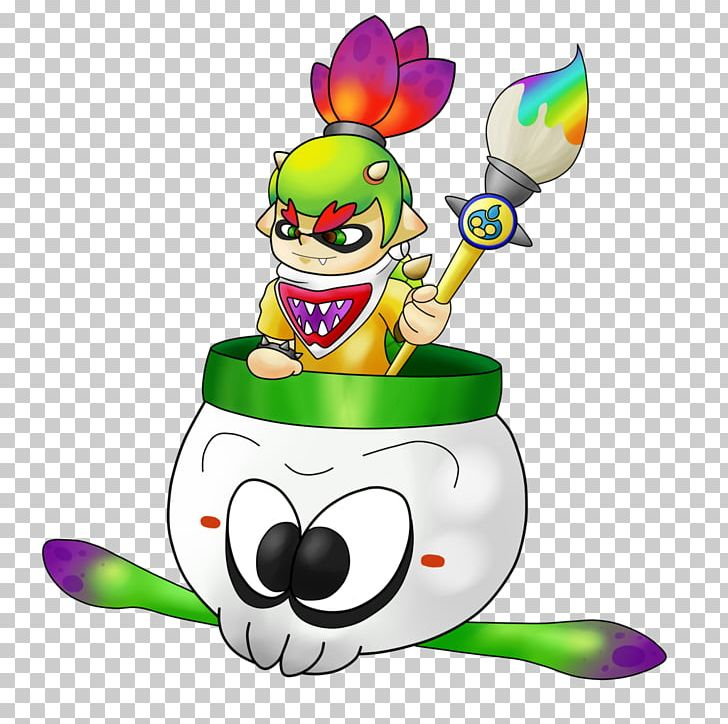 Bowser Splatoon 2 Mario Rosalina Png Clipart Art Bowser