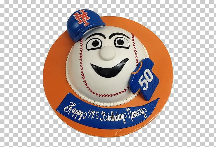 Birthday Cake Cupcake Frosting Icing New York Mets PNG Clipart Bakery