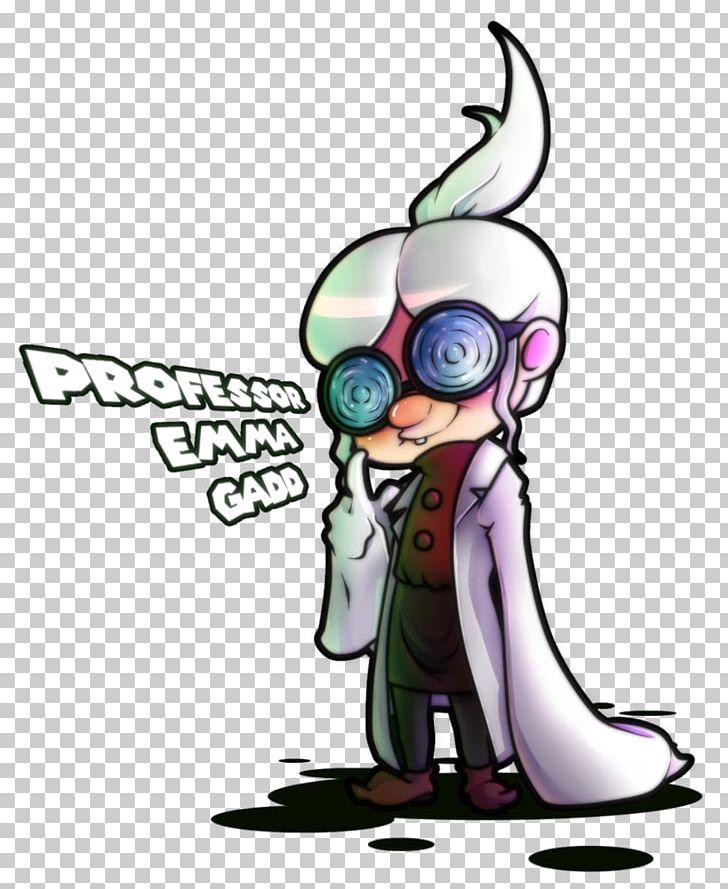 Luigi S Mansion 2 Profesor E Gadd Gamecube Png Clipart