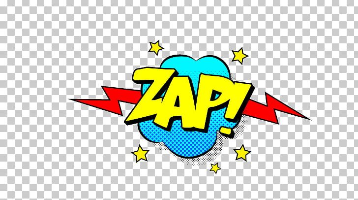 Cartoon Comic Book Sound Effect Illustration PNG, Clipart