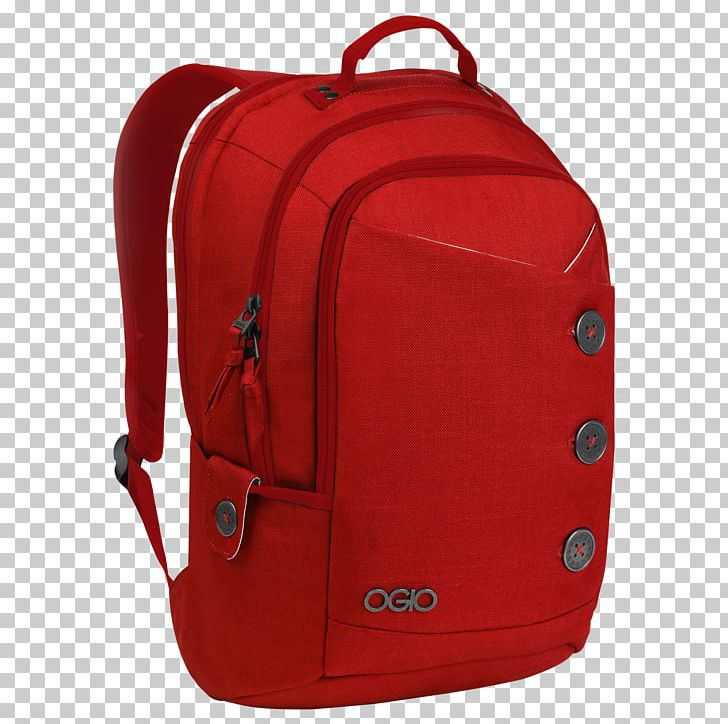 Ogio Red Backpack PNG, Clipart, Backpack, Objects Free PNG Download