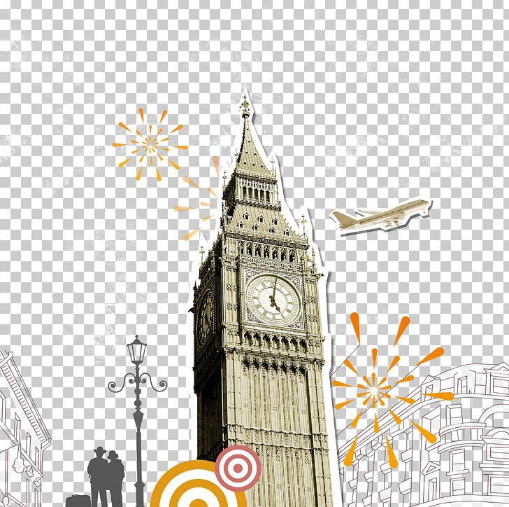 Big Ben London Illustration PNG, Clipart, Big Ben, British, British Flag, British Soldier, Clock Free PNG Download
