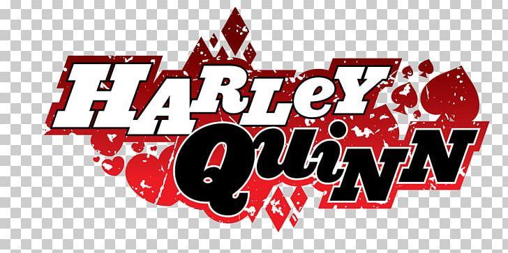 Harley Quinn Joker Logo Wall Decal PNG, Clipart, Amanda ...