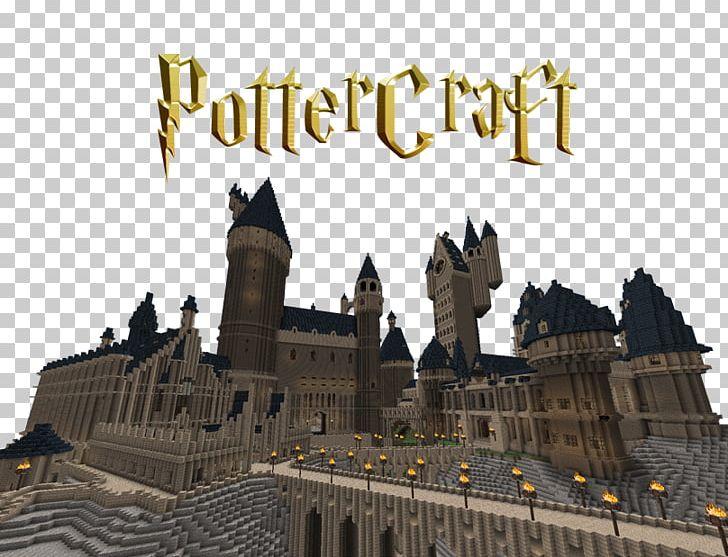 minecraft hogwarts castle map download