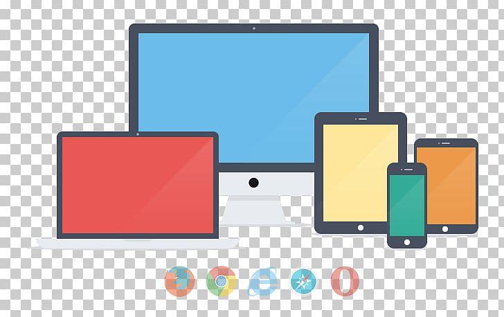 Responsive Web Design Cross-platform Mobile App Development Computer