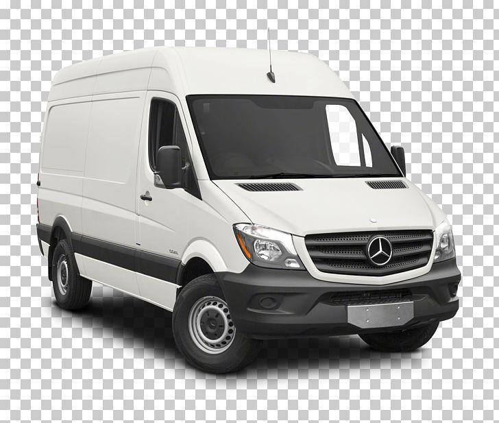 2017 Mercedes Benz Sprinter 2016 Van Car Png Clipart Bus Cargo Commercial