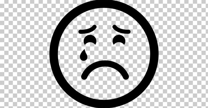 Emoticon Smiley Computer Icons Sadness PNG, Clipart, Animaatio, Black And White, Circle, Clip Art, Computer Icons Free PNG Download