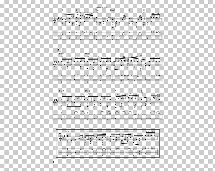 Sheet Music Red Hot Chili Peppers Music Snow (Hey Oh) PNG, Clipart, Angle, Area, Black And White, Chad Smith, Diagram Free PNG Download
