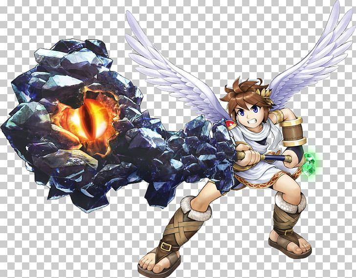Kid Icarus Uprising Pit Video Game Wiki Png Clipart