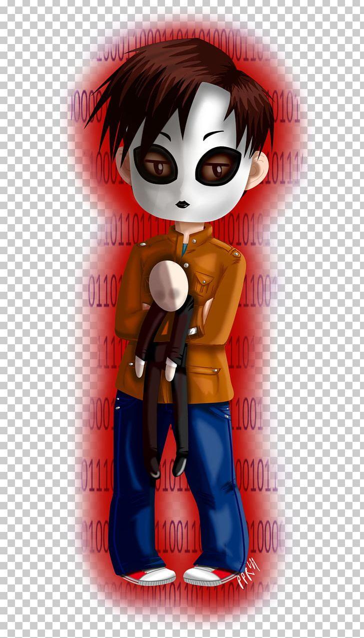 Hoodie Creepypasta Character Chibi PNG, Clipart, Anime, Art, Brown