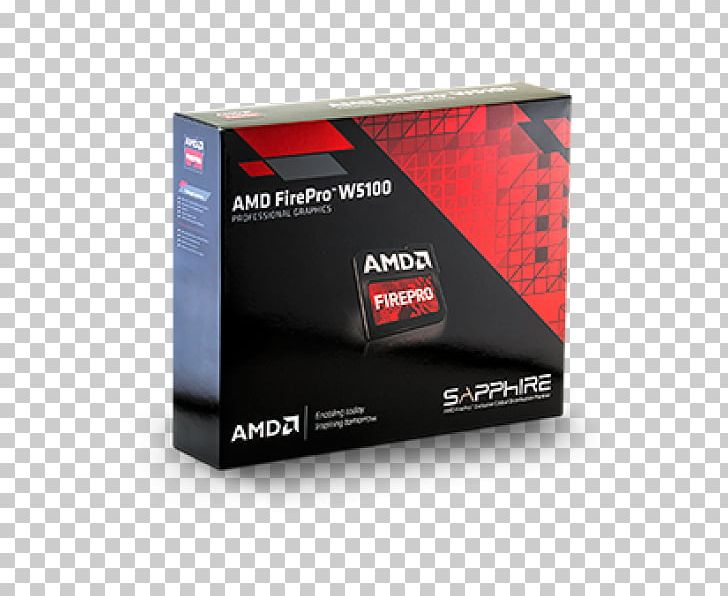 Graphics Cards & Video Adapters AMD FirePro W5100 AMD