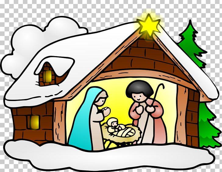 Christianity Christmas Nativity Scene