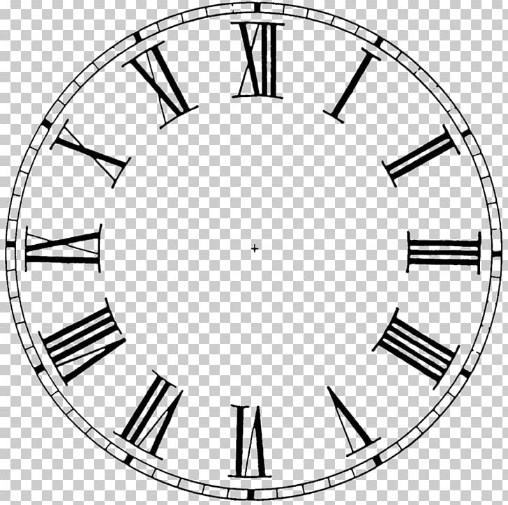 Clock Face Roman Numerals Numeral System Png Clipart