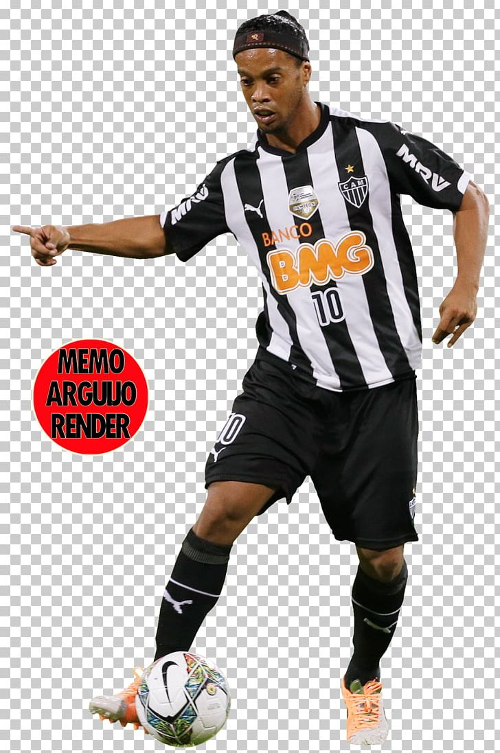 Ronaldinho Atletico Nacional Clube Atletico Mineiro Brazil National Football Team Png Clipart Ball Brazil National Football