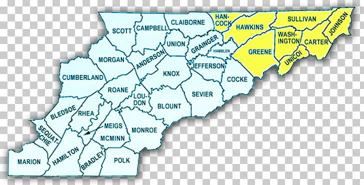 East Tennessee Sullivan County PNG, Clipart, Angle, Area ...