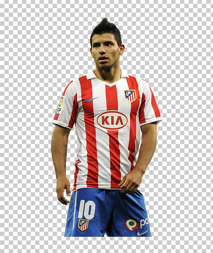 new york bc2fd 30276 Sergio Agüero Atlético Madrid Real Madrid C.F. Jersey ...