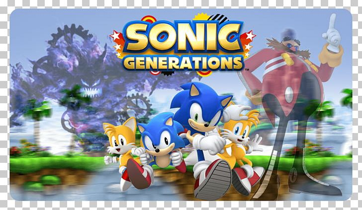 Sonic Generations Sonic The Hedgehog Video Game Sonic Mania