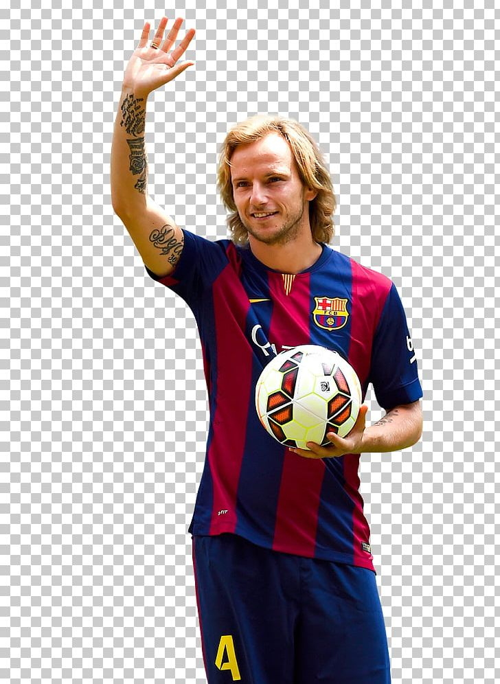 low priced 8e761 a40e8 Ivan Rakitić 2015–16 FC Barcelona Season Croatia National ...