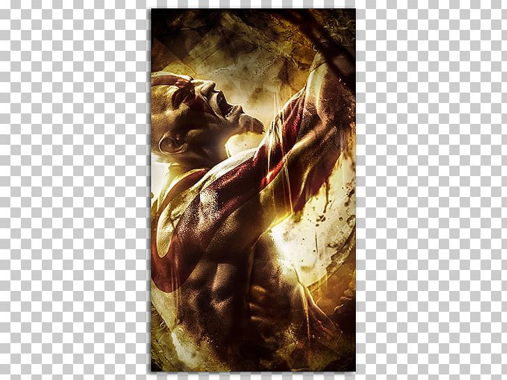 Iphone 4 God Of War Iii Desktop Kratos Png Clipart 1080p