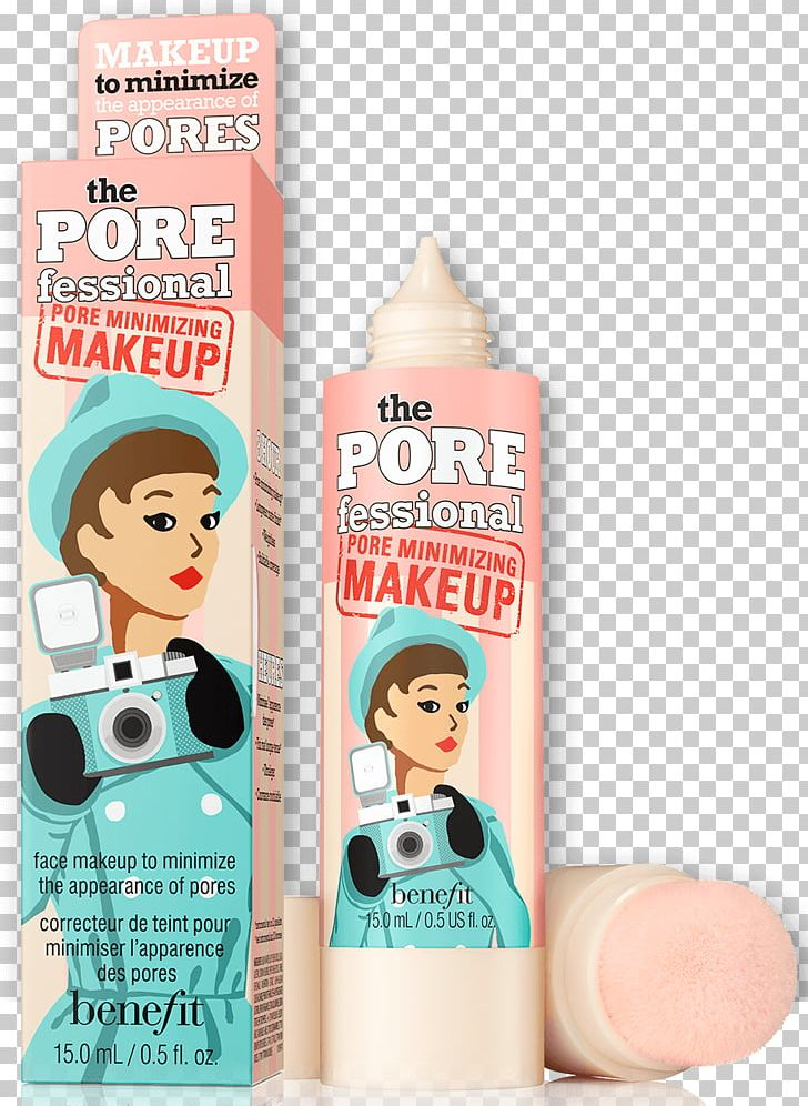Benefit The Porefessional Pore Minimizing Makeup Benefit Porefessional Face Primer Benefit Cosmetics Png Clipart Free Png