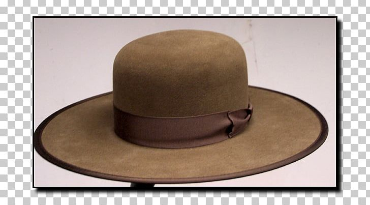 Fedora American Frontier Boss Of The Plains Cowboy Hat
