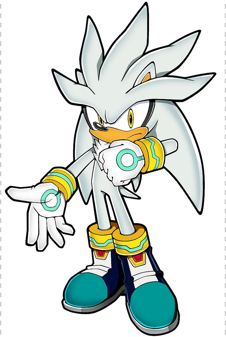 Sonic The Hedgehog Silver The Hedgehog Blaze The Cat Png Clipart Art Artwork Ball Black And