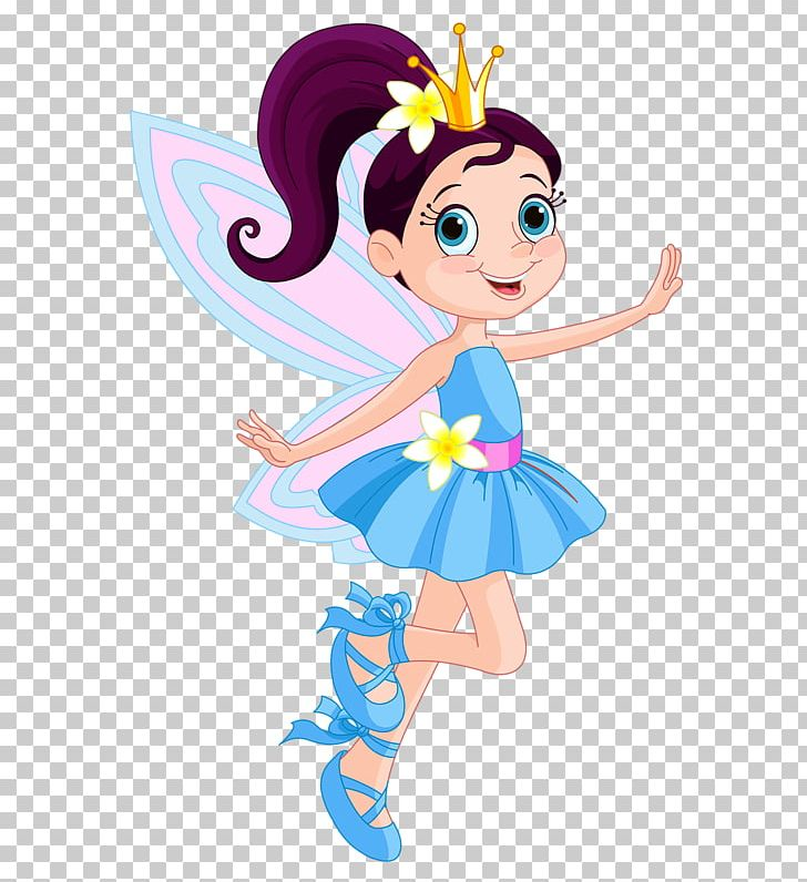 Fairy baby. Illustration png clipart anime
