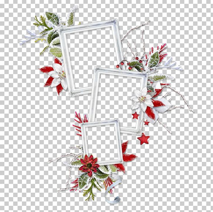 Floral Design Christmas Ornament Cut Flowers PNG, Clipart, Aquifoliaceae, Art, Branch, Christmas, Christmas Decoration Free PNG Download