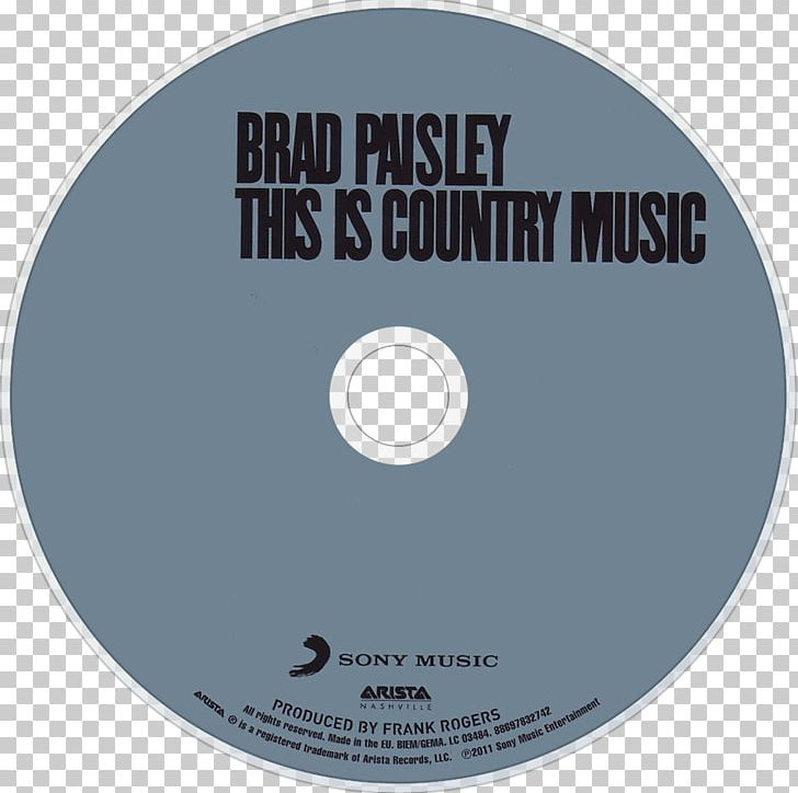 Brad Paisley Christmas.Compact Disc This Is Country Music Time Well Wasted Brad
