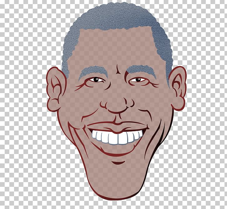Barack Obama President Of The United States Png Clipart Capita Cartoon Eye Face Fictional Character Free