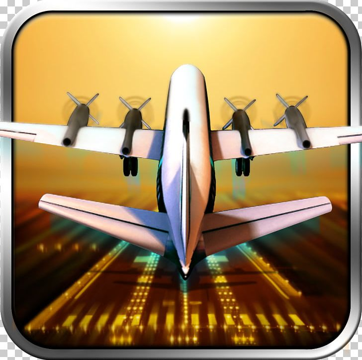 Airplane Classic Transport Plane 3D Aircraft Flight Sim 3D