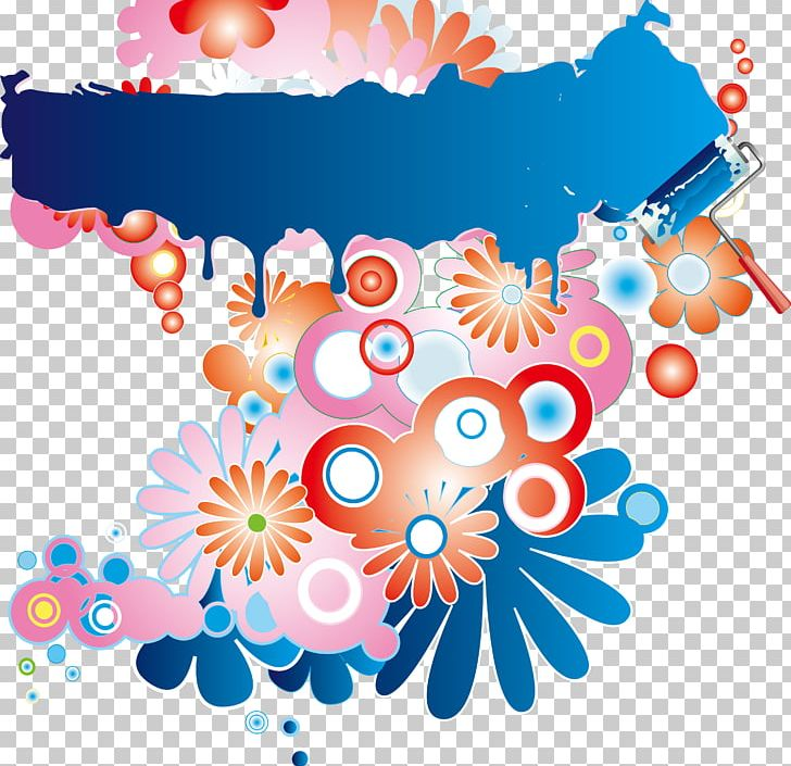 Creativity Wall Paint Png Clipart Background Pattern Creative