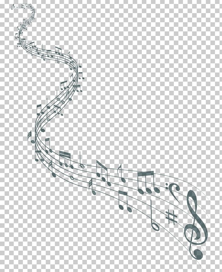Musical Note Staff Musical Notation PNG, Clipart, Angle, Area, Background Music, Black And White, Circle Free PNG Download
