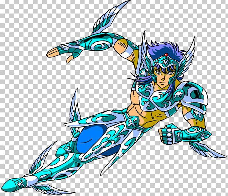 Poseidon Drawing Fan Art