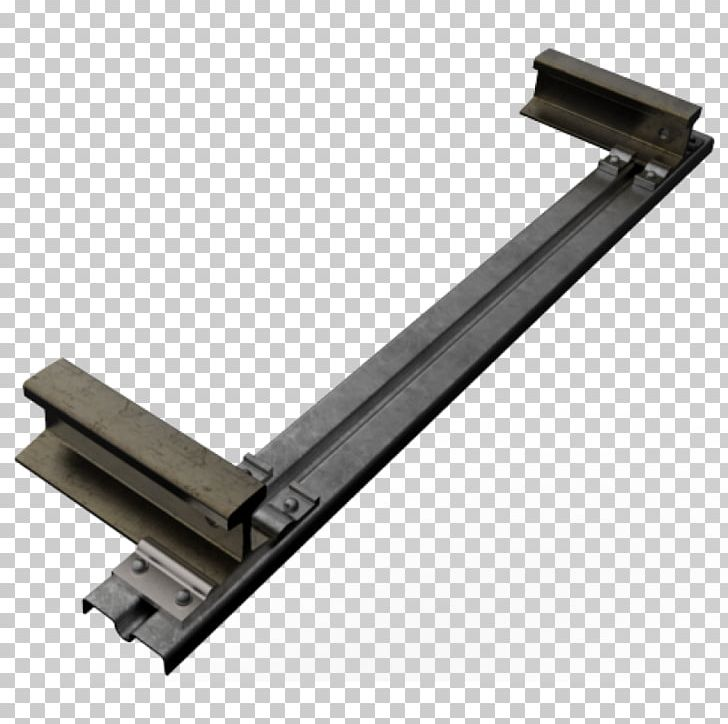 Rail Transport Railroad Tie Track Rail Profile Steel PNG, Clipart