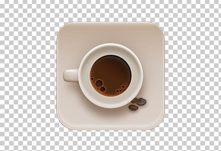 Coffee Cup Espresso Ristretto Cafe PNG, Clipart, Beans, Black, Black Coffee, Cafe, Caffeine Free PNG Download