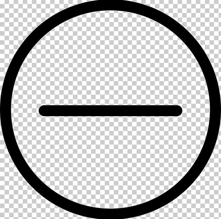 Plus And Minus Signs Computer Icons Subtraction PNG, Clipart, Black And White, Circle, Computer Icons, Encapsulated Postscript, Line Free PNG Download