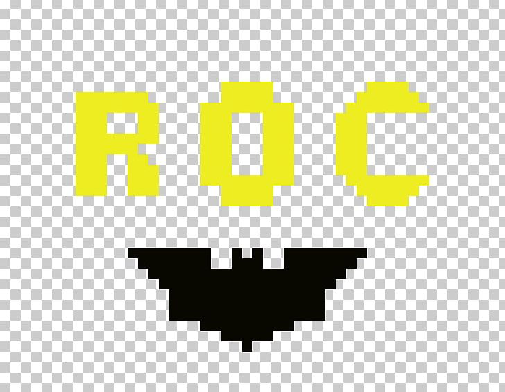 Batman Pixel Art Logo Superman Youtube Png Clipart 12