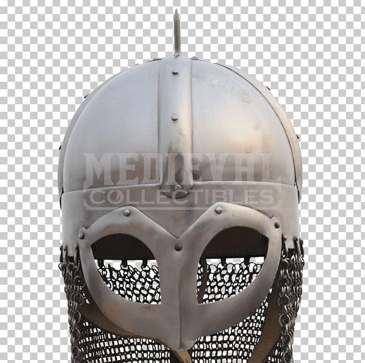 Gjermundbu Helmet Vendel Period Valsgärde Viking PNG