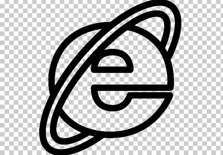 Internet Explorer Computer Icons Png Clipart Area Black And White Circle Clip Art Computer Icons Free