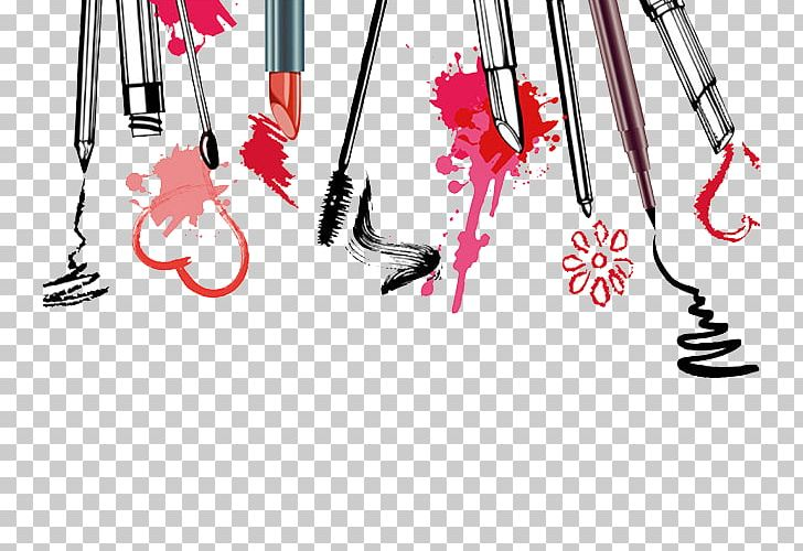 Cosmetics Watercolor Painting Illustration PNG, Clipart, Architectural Drawing, Brand, Color, Cosmetic, Cosmetics Free PNG Download