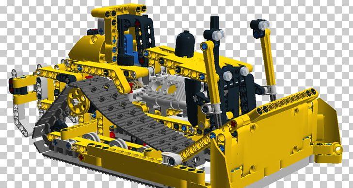 Lego Technic Lego Digital Designer Bulldozer Toy Png Clipart