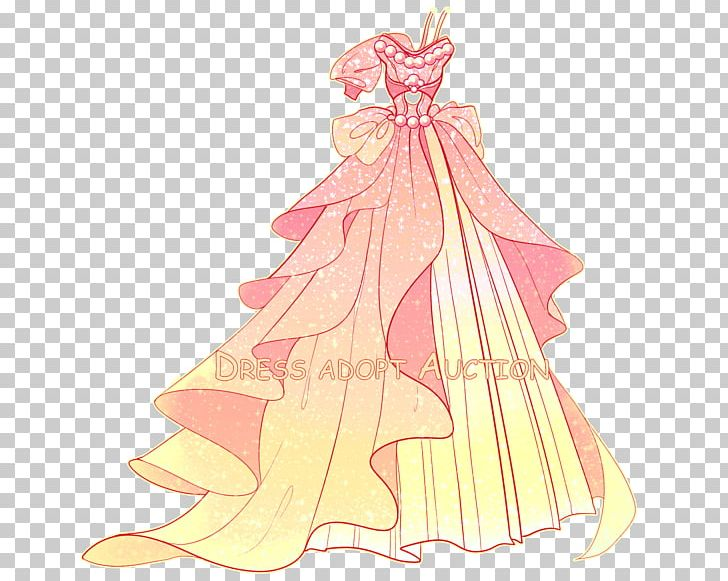 Clothing Dress Drawing Png Clipart Anime Art Ball Gown Design Christmas Decoration Clothing Free Png Download