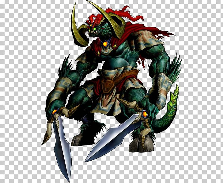 The Legend Of Zelda Ocarina Of Time Ganon The Legend Of
