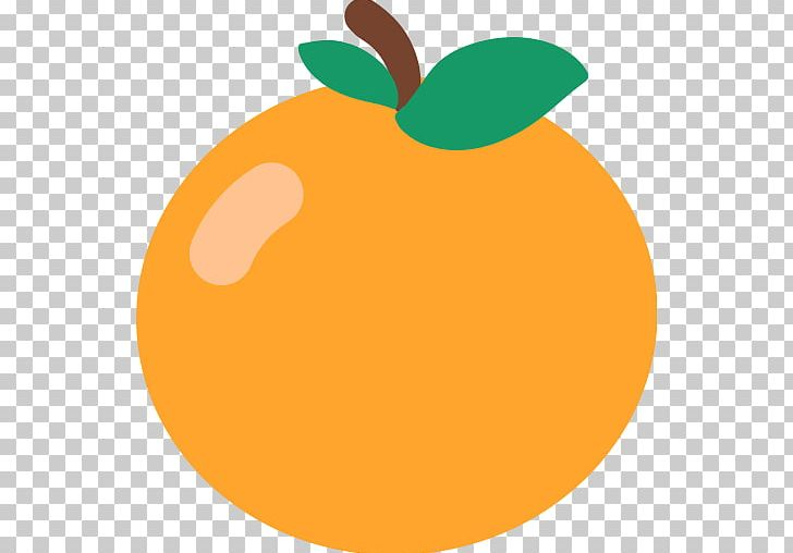 Food Fruit Orange Emoji Computer Icons PNG, Clipart, Apple, Calabaza, Circle, Computer Icons, Cucurbita Free PNG Download