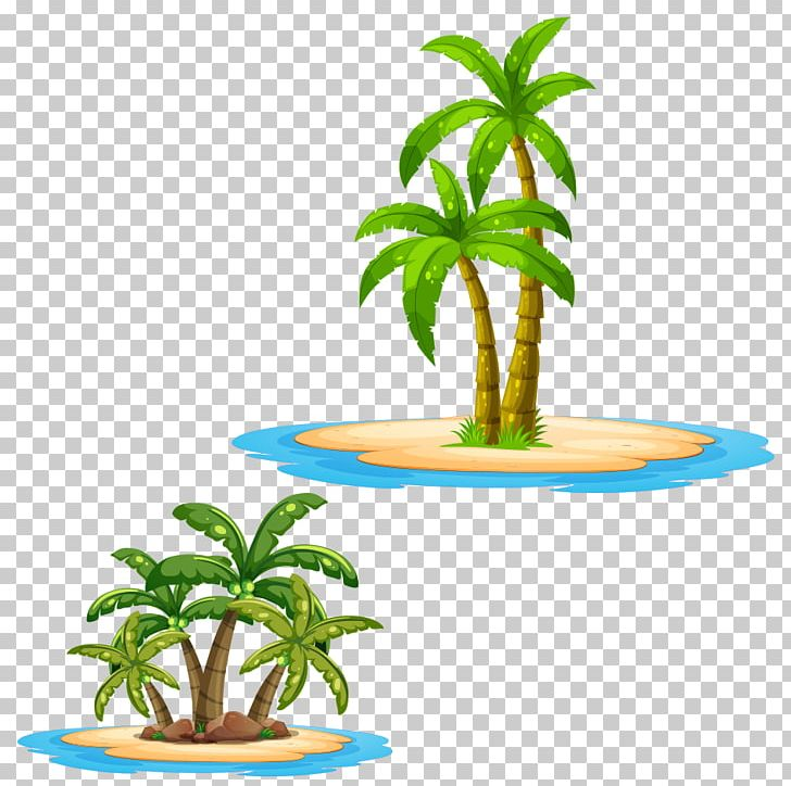Arecaceae Tree Illustration PNG, Clipart, Area, Arecales, Art, Autumn Tree, Christmas Tree Free PNG Download